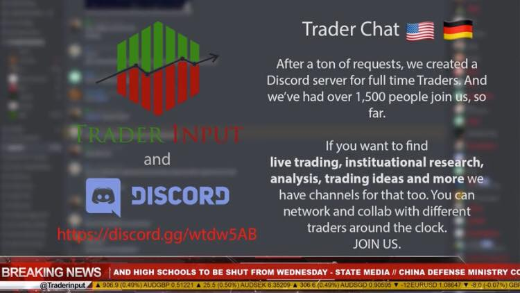 Futures Day Trading Chat Room